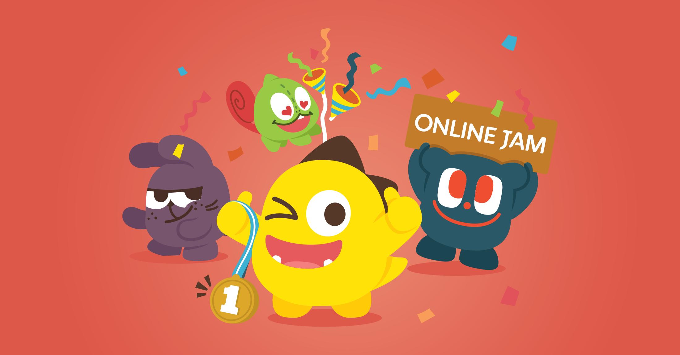 Hyper Jam Online!